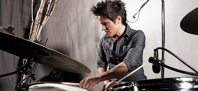 Alison Miller - Drummer