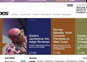 Jazz Times – July 2016