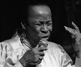 Betty Carter - Vocalist