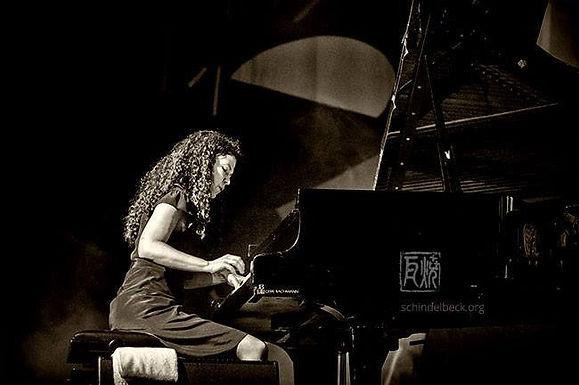 Sylvie Courvoisier - Pianist