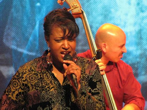 Vanessa Rubin - Vocalist
