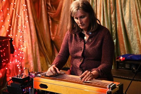 Susan Alcorn - Guitar