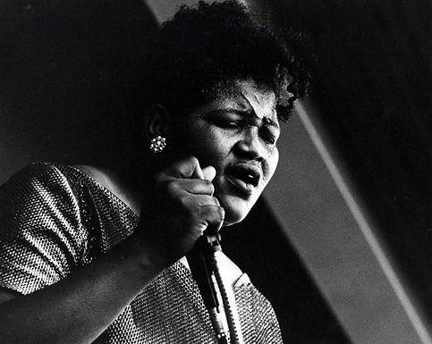 Big Mama Thornton - Vocalist