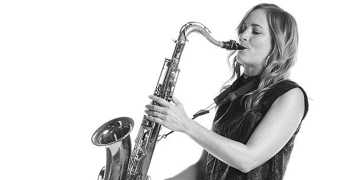 Roxy Coss - Saxophone
