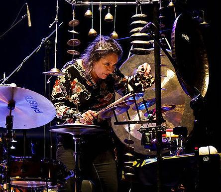 Marilyn Mazur  - Drums