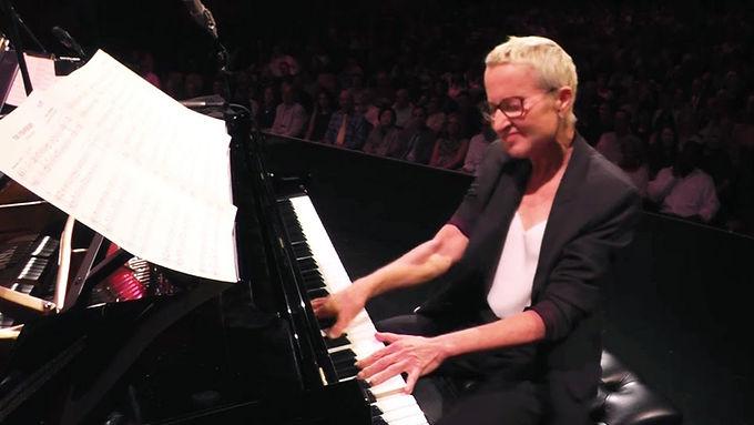 Myra Melford - Pianist