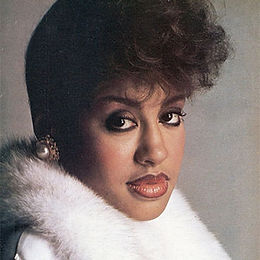 Phyllis Hyman - Vocalist