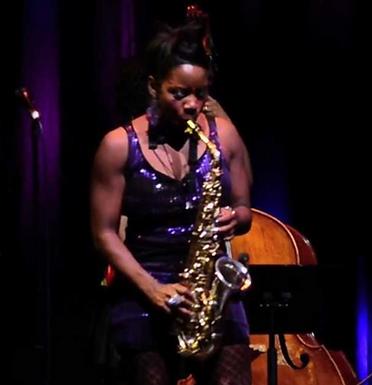 Tia Fuller - Saxophone