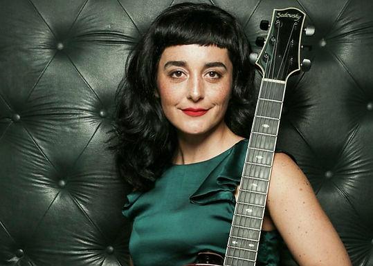 Camila Meza - Guitar