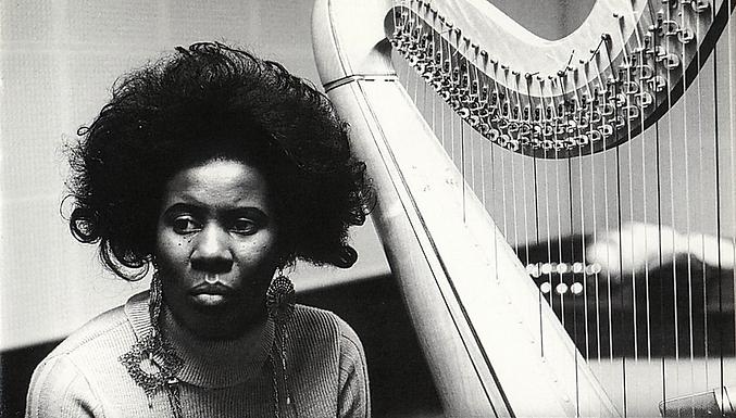 Alice Coltrane - Harp