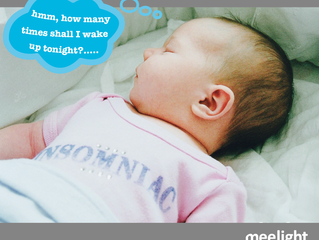 Settling baby (and Mum!) to sleep - top sleep tips from Meemoobaby