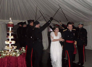 Bespoke weddng ceremony