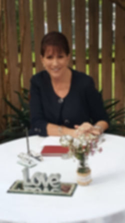 Meryl McGinn marriage celebrant Jervis Bay Shoalhaven South Coast Nowra