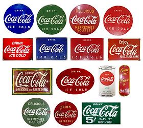 Fake and Fantasy Coke Items | Earlycoke com Coca-Cola Price