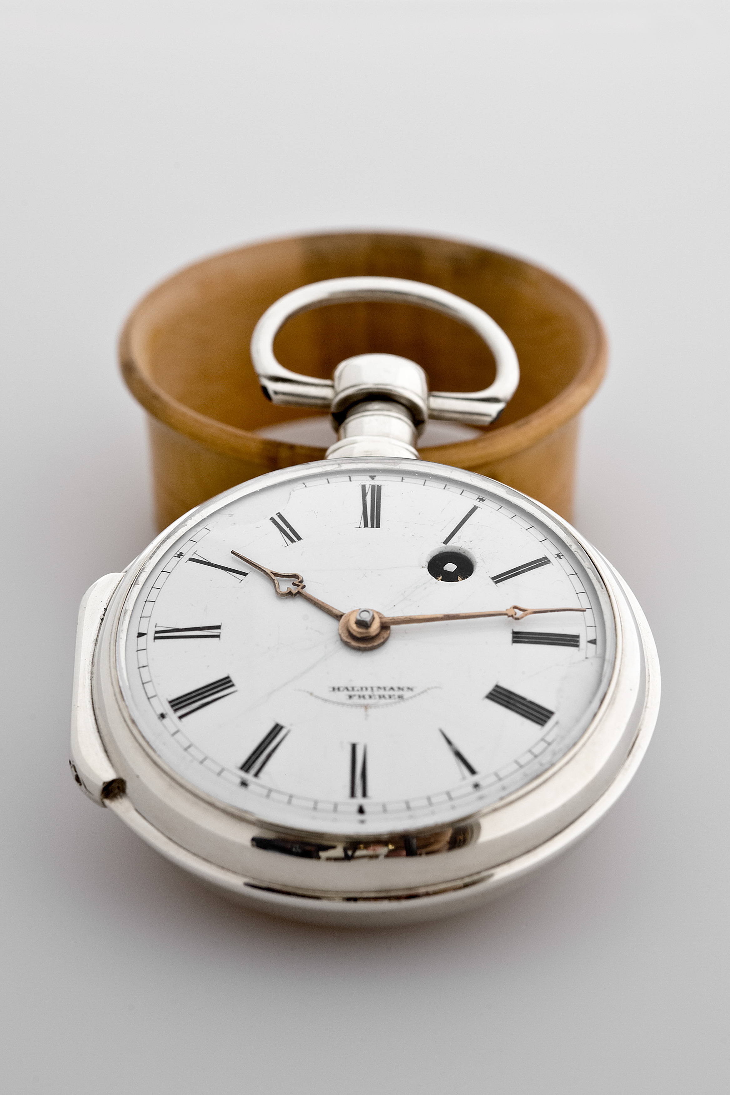 Haldimann historical pocket watch