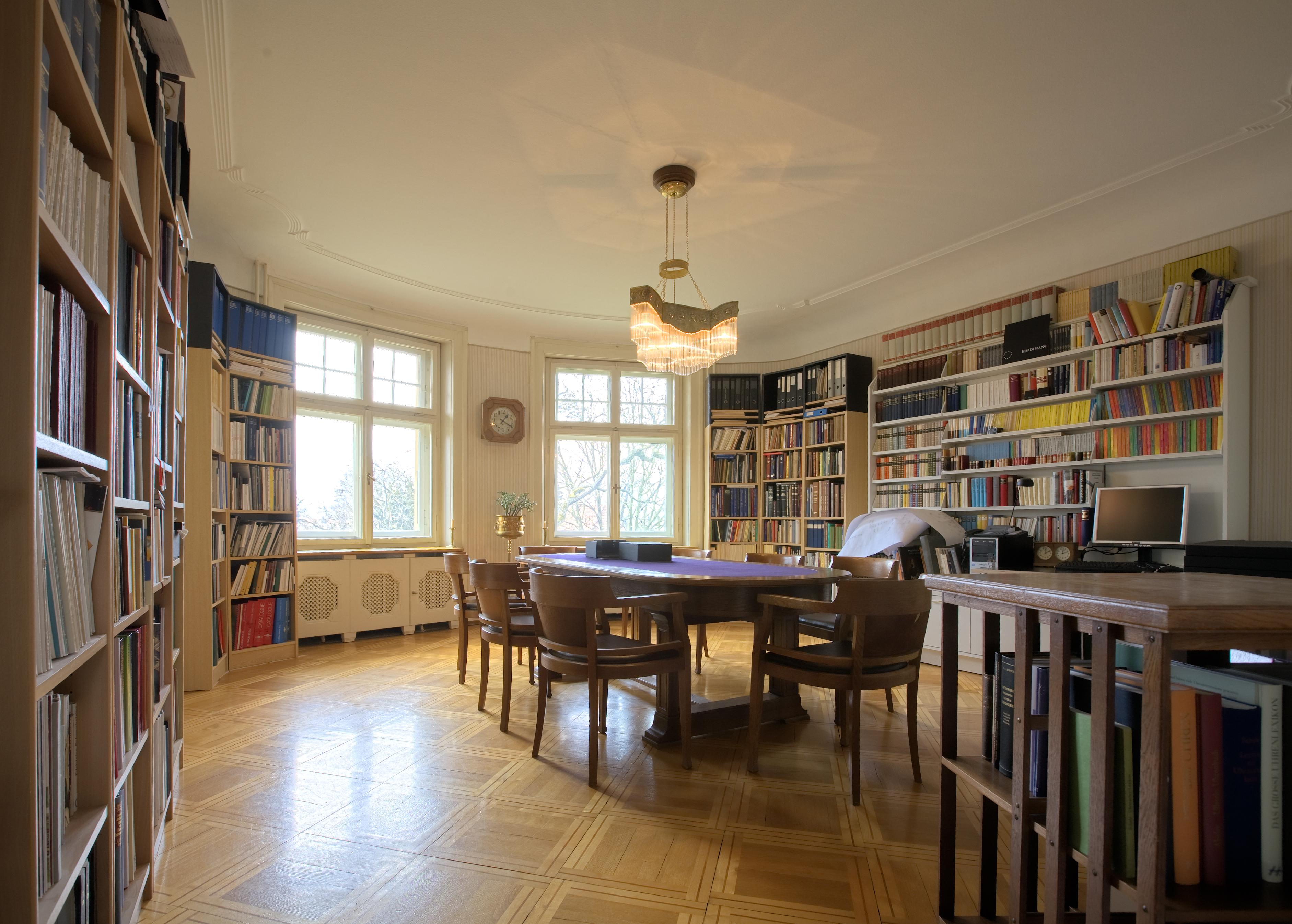 Haldimann library