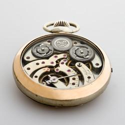 Haldimann historical pocket watch
