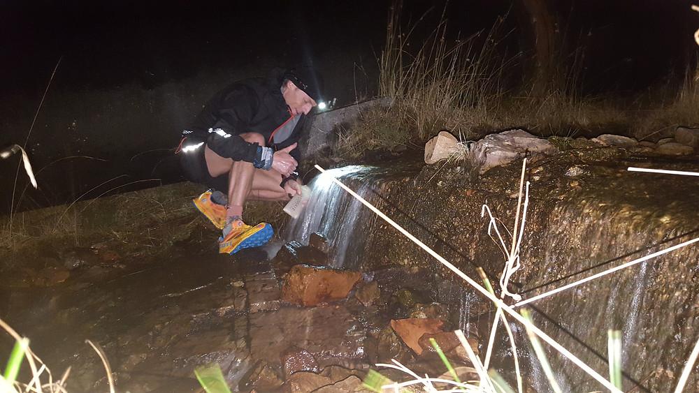 Kinlochleven water stop