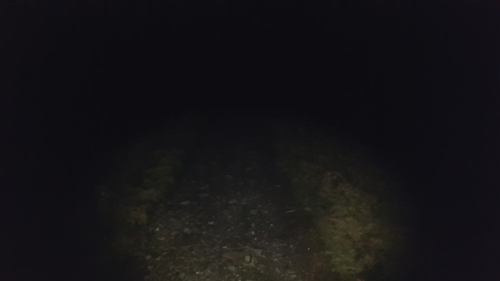 Fading head torch...