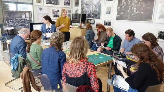 Fig 4 Workshops at Gallery of