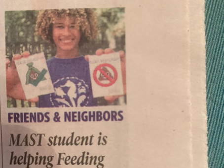 Miami Herald Story!