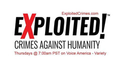 Exploited Crimes Against Humanity