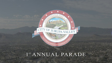 City of Jurupa Valley Parade