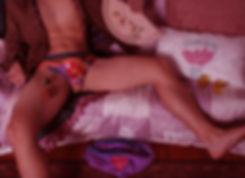 self-exploitative underwear - Tinan Nguyen