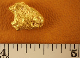 Natural Gold Nugget gnm142
