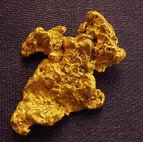 Genuine Gold Nugget gnm111