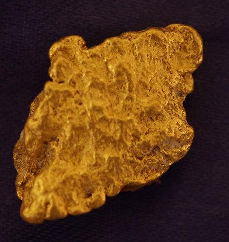 Large Gold Nugget at goldnuggetman.com