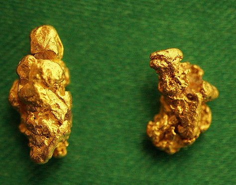 Gold Nuggets For Sale at goldnuggetman.com