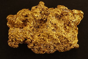 Large Natural Gold Nugget gnm104
