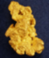 Large Gold Nugget gnm174