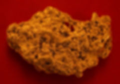 Large Gold Nugget gnm209