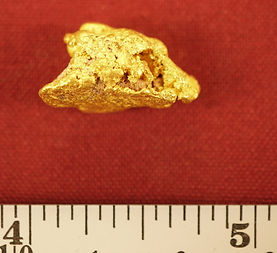 Large Gold Nugget gnm143