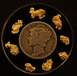 Natural Gold Nuggets gnmcol121
