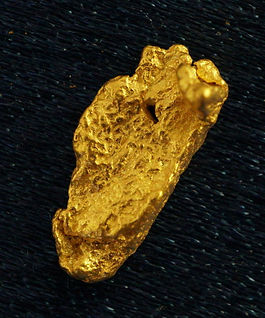 Natural Gold Nugget gnm185