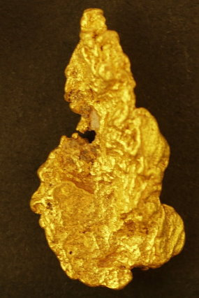 Genuine Gold Nugget at goldnuggetman.com