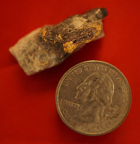 Gold and Quartz Specimen gnmda500