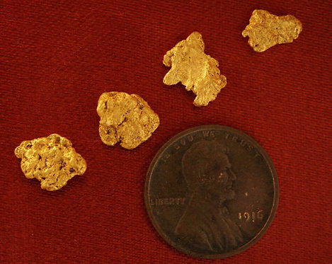 Nevada Gold For Sale at goldnuggetman.com