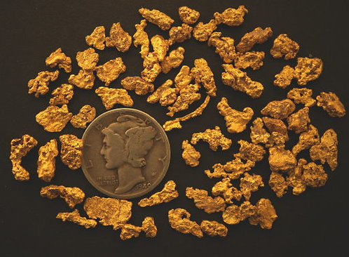 Genuine Nevada Gold For Sale at goldnuggetman.com