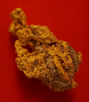 Large Gold Nugget gnm211