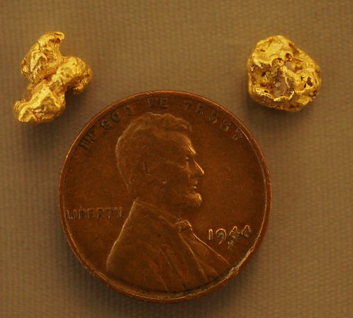 Genuine Gold Nuggets For Sale at goldnuggetman.com