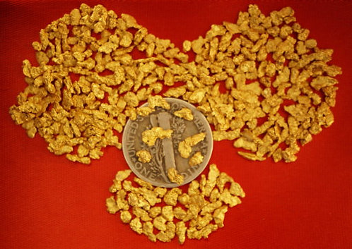 Nevada Gold For Sale at goldnuggetman.com