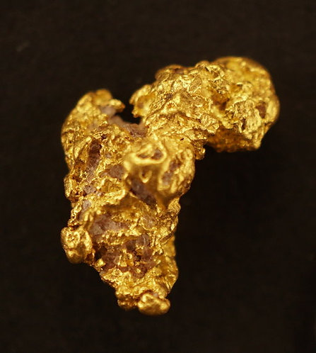 Genuine Nevada Gold Nugget at goldnuggetman.com