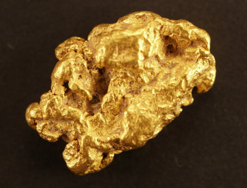 Big Gold Nugget at goldnuggetman.com