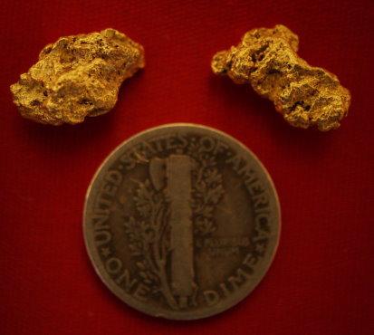 Genuine Gold at goldnuggetman.com