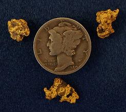 Nevada Gold and Quartz Specimens gnmda510
