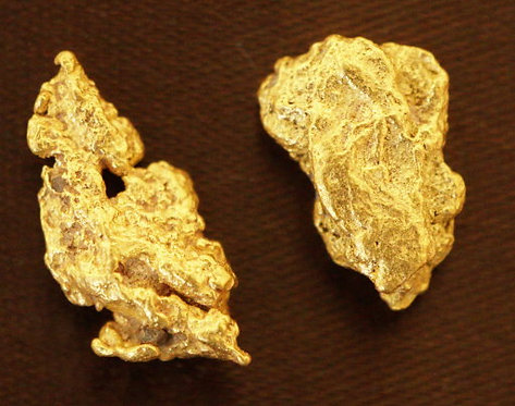 Natural Occurring Gold Nuggets For Sale at goldnuggetman.com